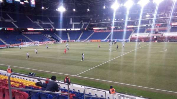 Red Bull Arena (New Jersey), section: 125, rangée: 11, siège: 31