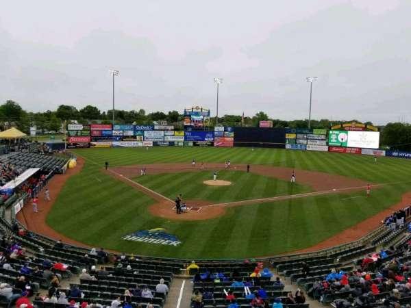 Arm & Hammer Park, section: Suite 8, rangée: B