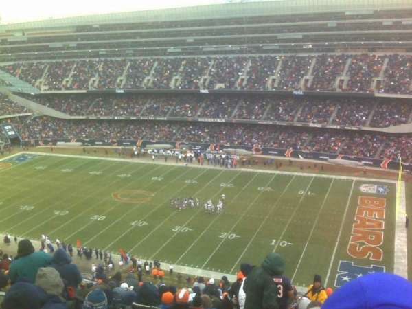 Soldier Field, section: 431