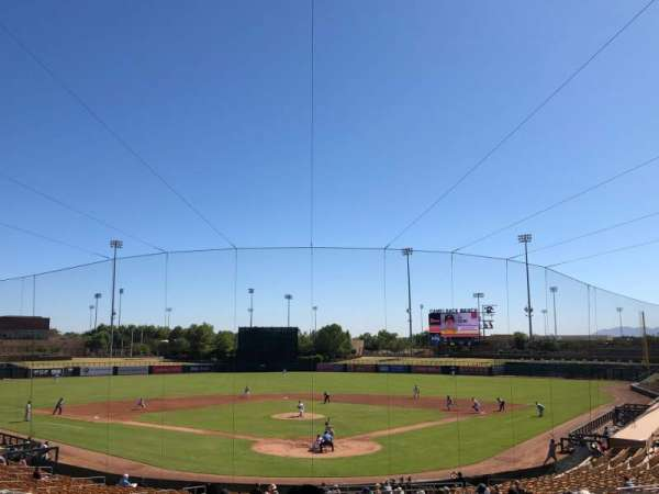 Camelback Ranch, section: 115, rangée: 21, siège: 19