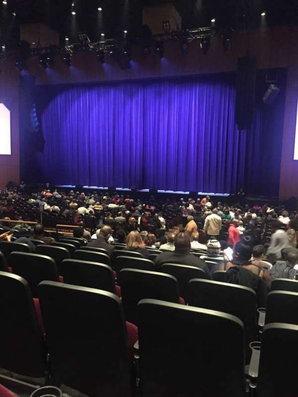 The Theater at MGM National Harbor, section: 102, rangée: L, siège: 5