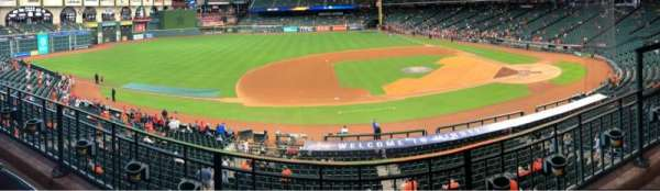 Minute Maid Park, section: 212, rangée: 2, siège: 13