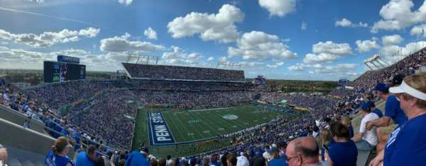Camping World Stadium, section: 214