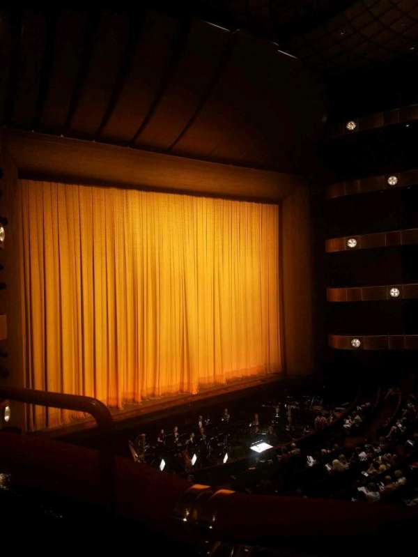 David H. Koch Theater, section: 2nd ring, rangée: A, siège: 35