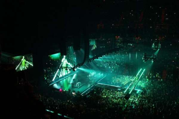 American Airlines Arena, section: 324, rangée: 5, siège: 11