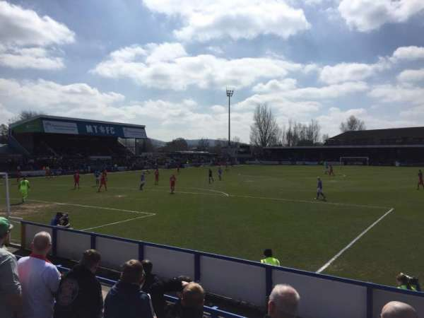 Moss Rose, section: Away Terrace