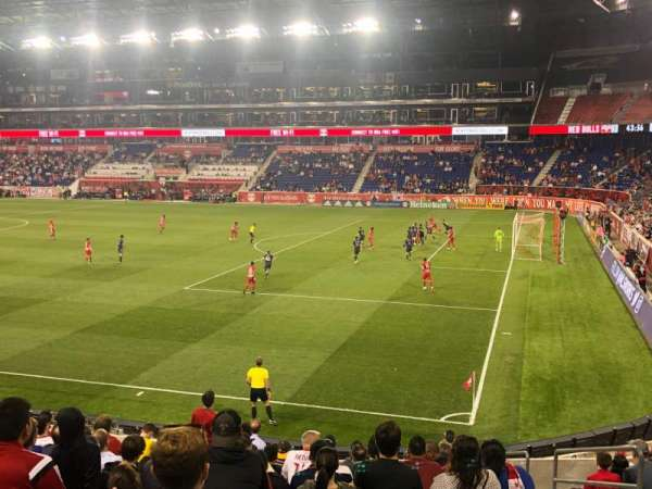 Red Bull Arena (New Jersey), section: 123, rangée: 15, siège: 4