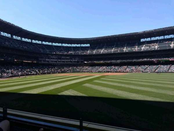 Safeco Field, section: 106, rangée: 24, siège: 16