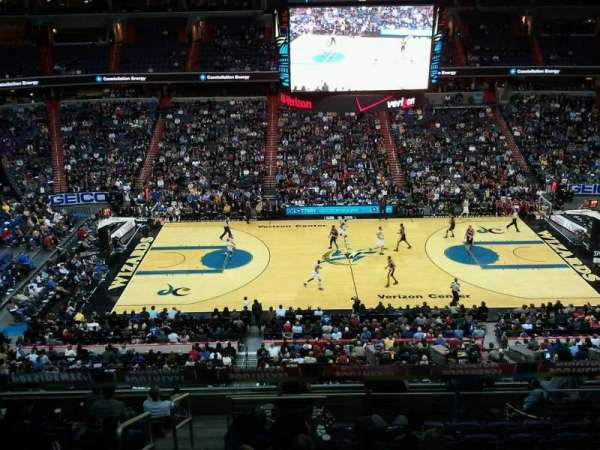 Capital One Arena, section: 300
