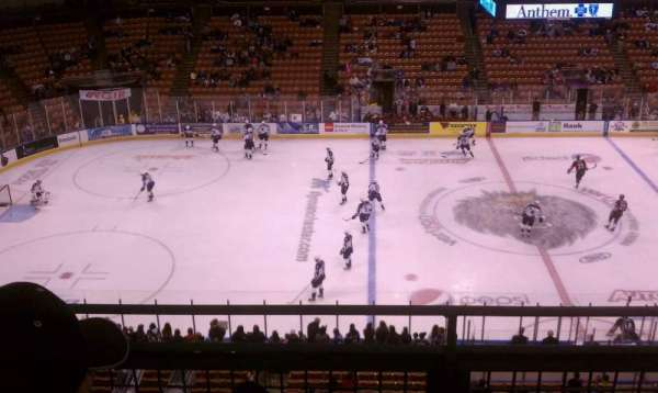 SNHU Arena, section: 222