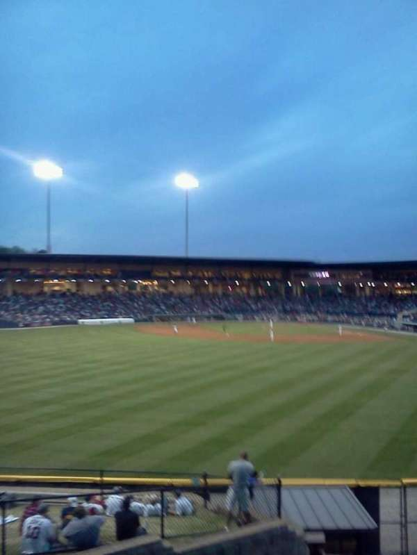 Coolray Field, section: Lawn