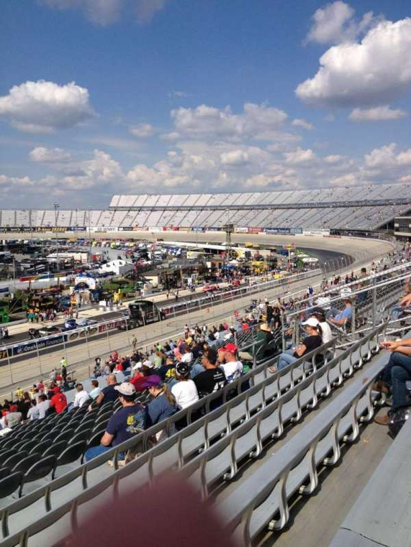 Dover International Speedway, section: 251, rangée: 42, siège: 21