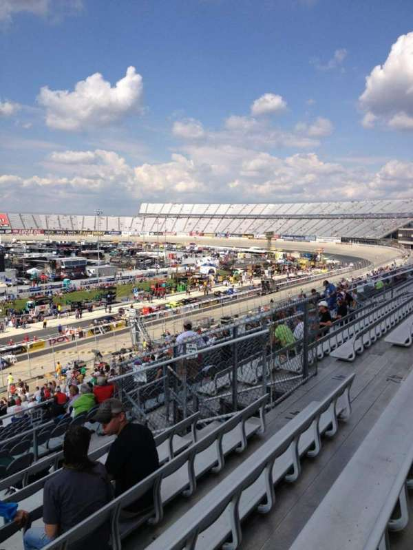 Dover International Speedway, section: 103, rangée: 43, siège: 13