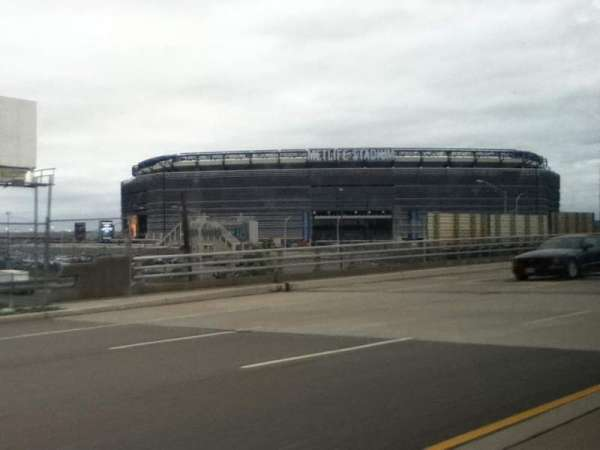 MetLife Stadium, section: On Our Way, rangée: To See The, siège: Jets Win