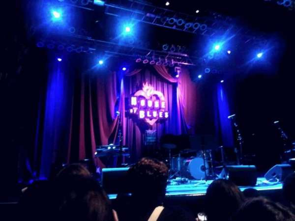 House of Blues - Dallas, section: GA