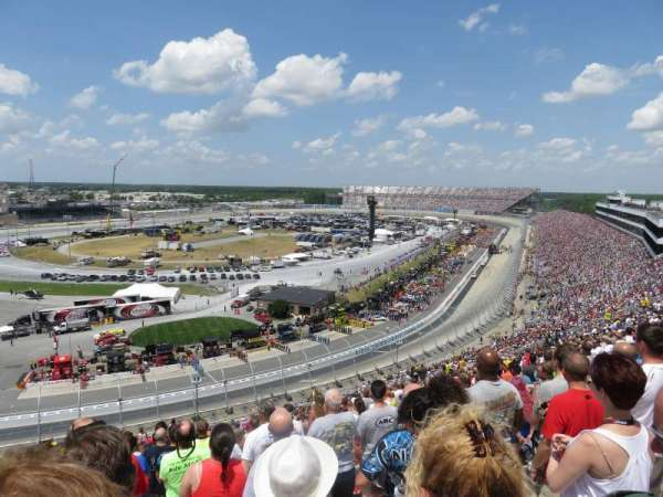 Dover International Speedway, section: 123, rangée: 58, siège: 23