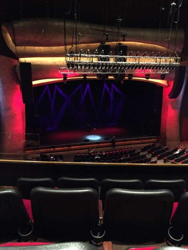 The Grand Theater at Foxwoods, section: Mez Left Center, rangée: D, siège: 109