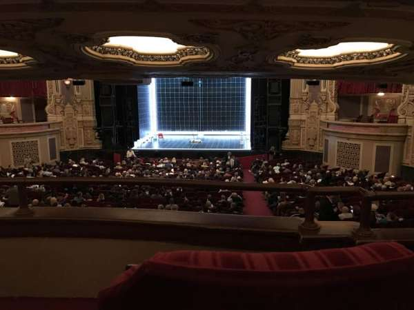 Nederlander Theatre (Chicago), section: Dress Circle RC, rangée: B, siège: 220