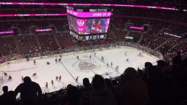 BB&T Center, section: 303, rangée: 10, siège: 19
