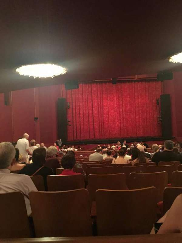 The Kennedy Center Opera House, section: Orchestra C, rangée: HH, siège: 120