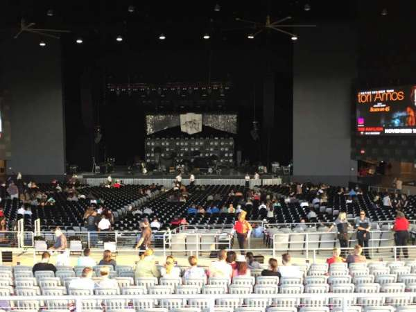 The Pavilion at Toyota Music Factory, section: 301