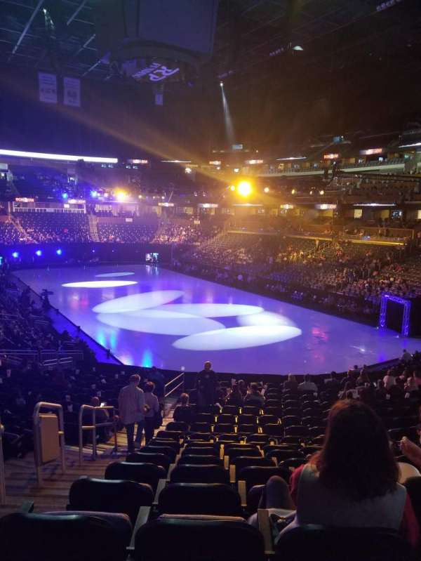 Amway Center, section: 102, rangée: 24, siège: 24