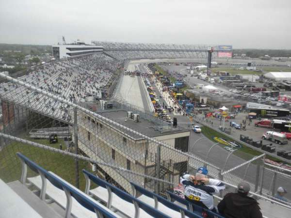 Dover International Speedway, section: 237, rangée: 36, siège: 6