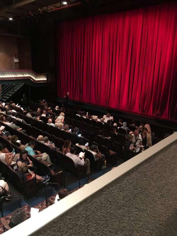 The Joyce Theater, section: loge (lg), rangée: a, siège: 224