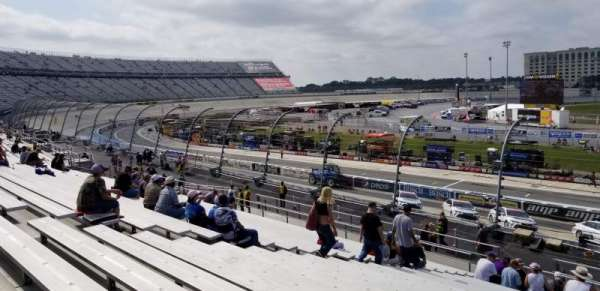 Dover International Speedway, section: 104, rangée: 25, siège: 18