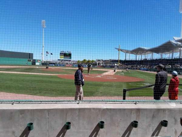 JetBlue Park, section: 104, rangée: 3, siège: 6