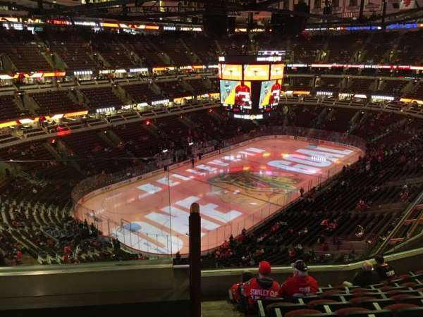 United Center, section: 322, rangée: 9, siège: 20