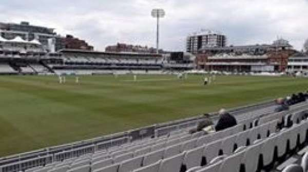 Lord's Cricket Ground, section: Lower Tier, rangée: 9, siège: 194