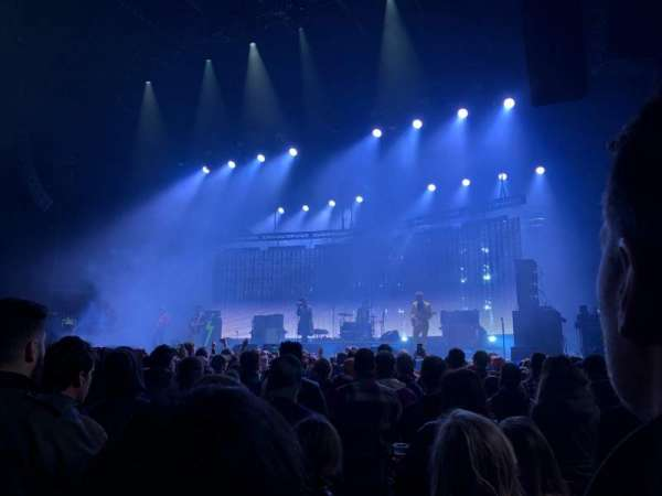 Budweiser Stage, section: Floor