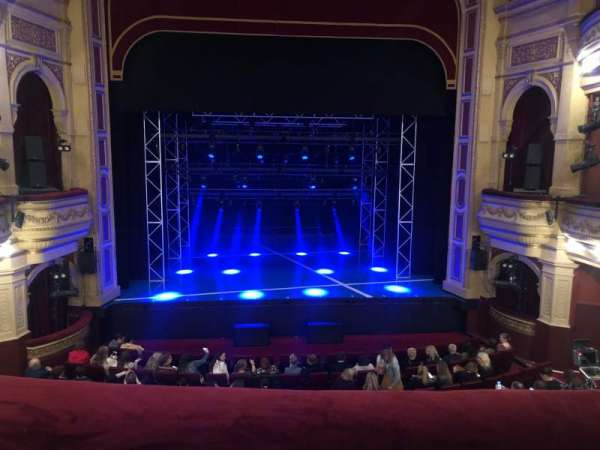 His Majesty's Theatre (Perth), section: Dress Circle, rangée: A, siège: 18