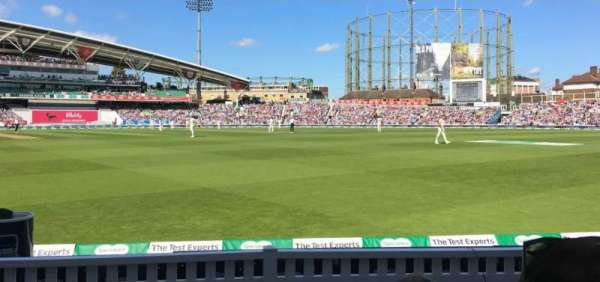 Kia Oval, section: Bedser Stand Lower, rangée: CCC
