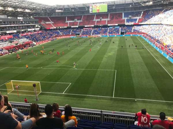 Red Bull Arena (New Jersey), section: 233, rangée: 7, siège: 7