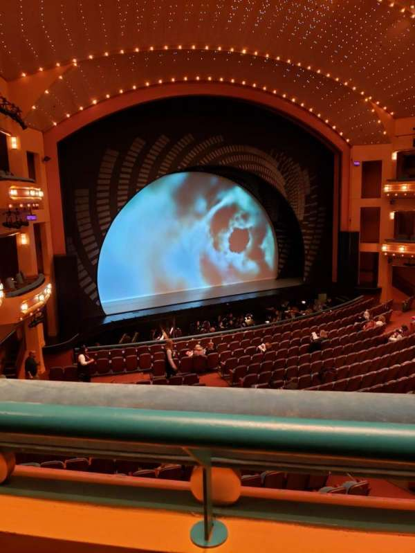 Procter And Gamble Hall at the Aronoff Center, section: Loge C, rangée: A, siège: 107