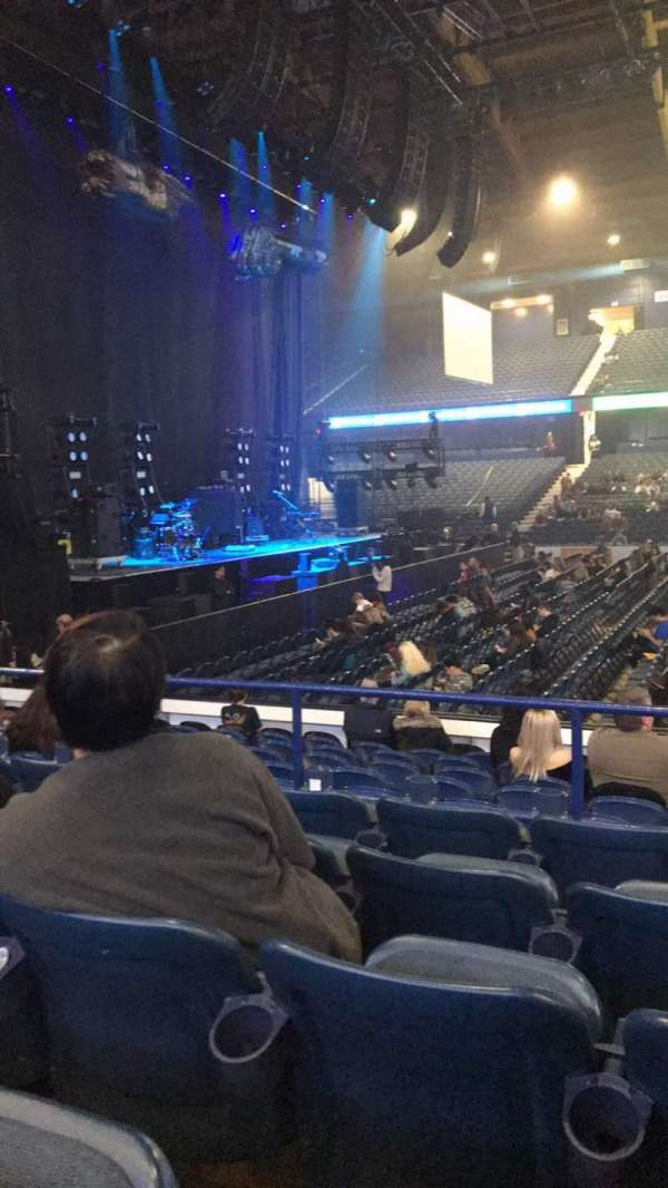 Allstate Arena, section: 103