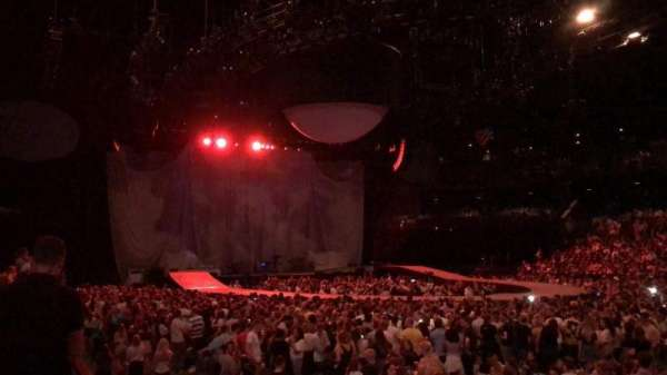 Sportpaleis, section: 147, rangée: 13