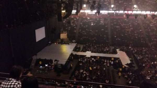 Manchester Arena, section: 202