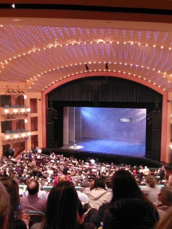 Procter And Gamble Hall at the Aronoff Center, section: LOGE R, rangée: G, siège: 305