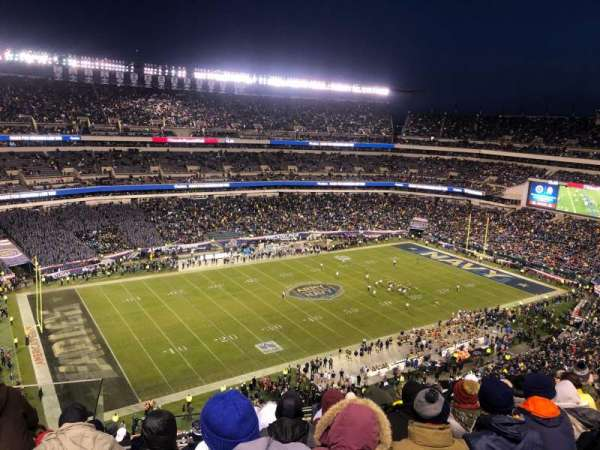 Lincoln Financial Field, section: 241, rangée: 14, siège: 22