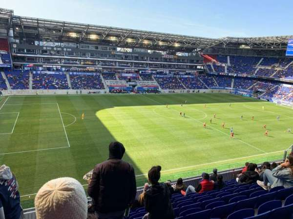 Red Bull Arena (New Jersey), section: 228, rangée: 13, siège: 35
