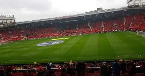 Old Trafford, section: n2410