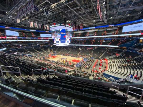 Capital One Arena, section: Suite 216, siège: 5
