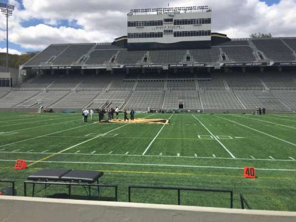 Michie Stadium, section: 28, rangée: C, siège: 17