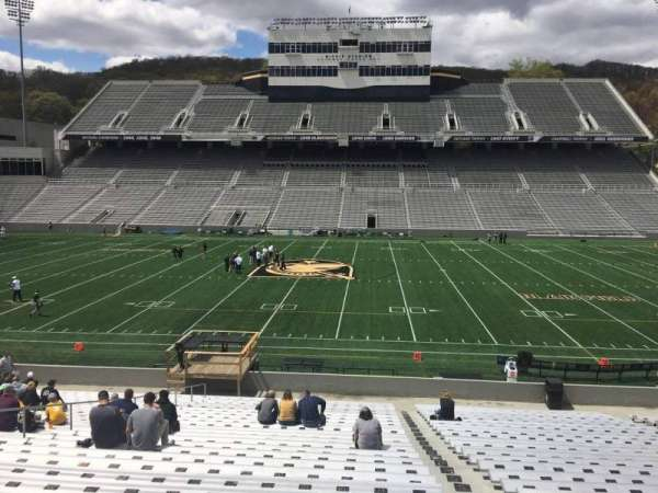 Michie Stadium, section: 28, rangée: CC, siège: 17