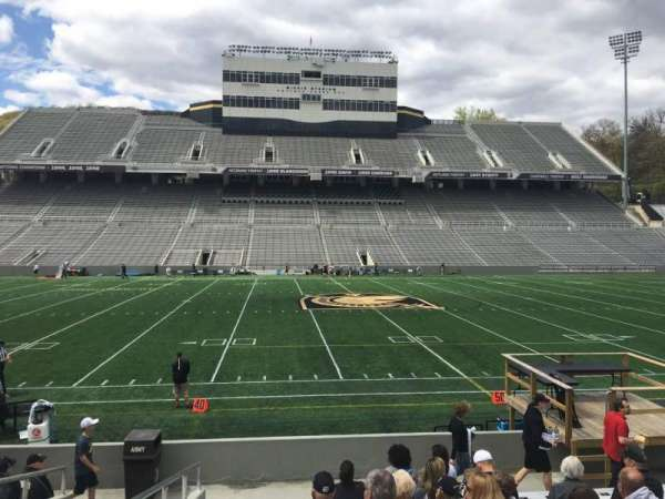 Michie Stadium, section: 27, rangée: M, siège: 14