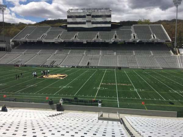 Michie Stadium, section: 27, rangée: CC, siège: 17