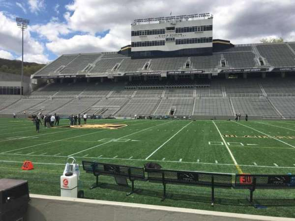 Michie Stadium, section: 27, rangée: C, siège: 27